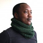 Forest Green Cowl