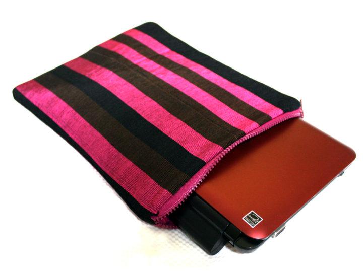 Item of the week: Pink Zebra Gadget Sleeve