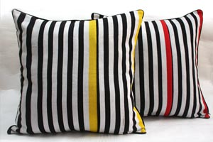 Pop Cushions- Interior Styling ideas
