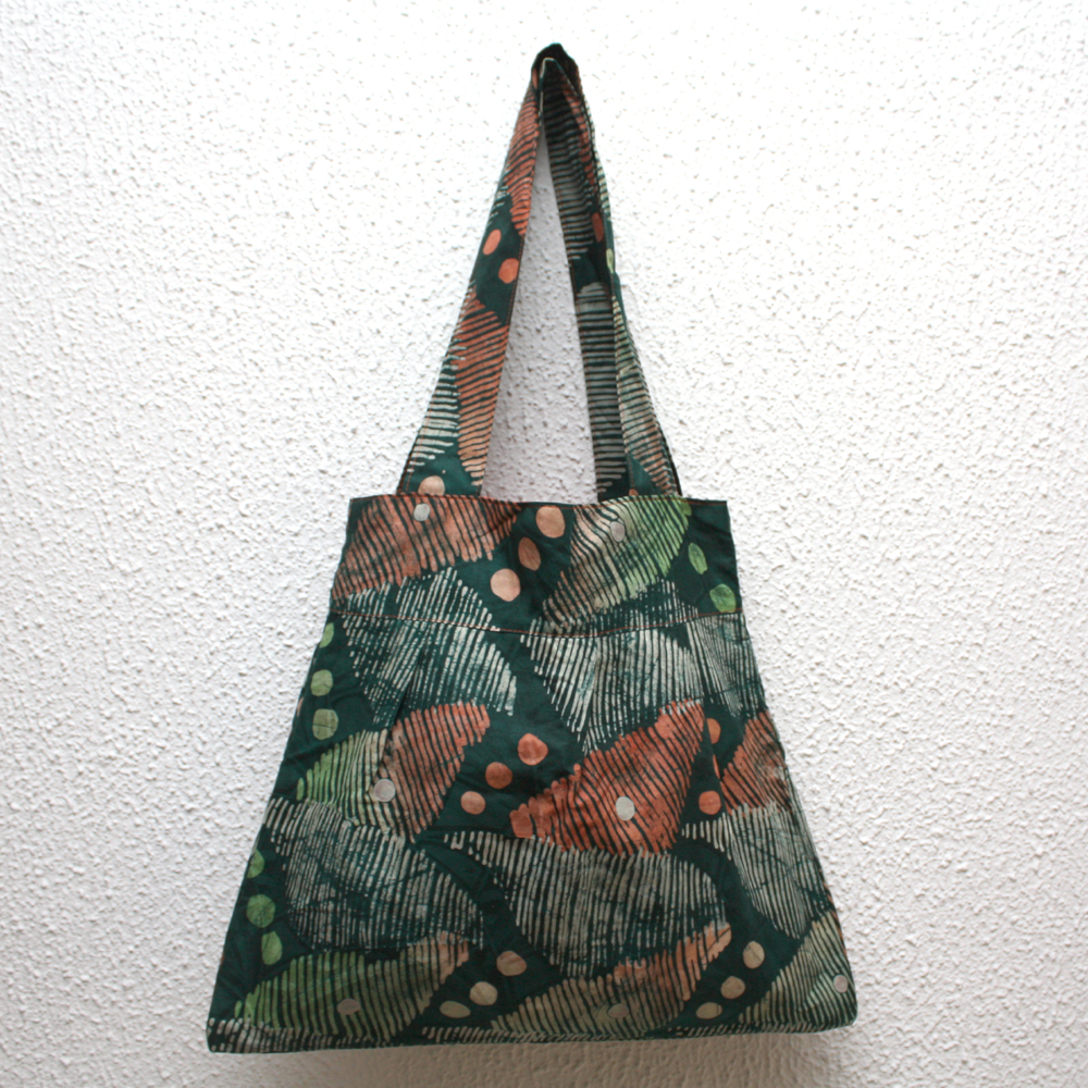 Wood Green Bee Bag