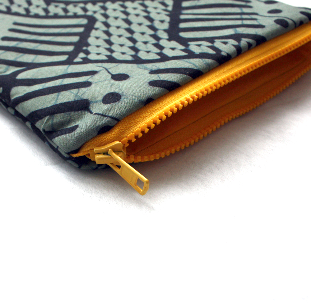 Ankara iPad sleeve