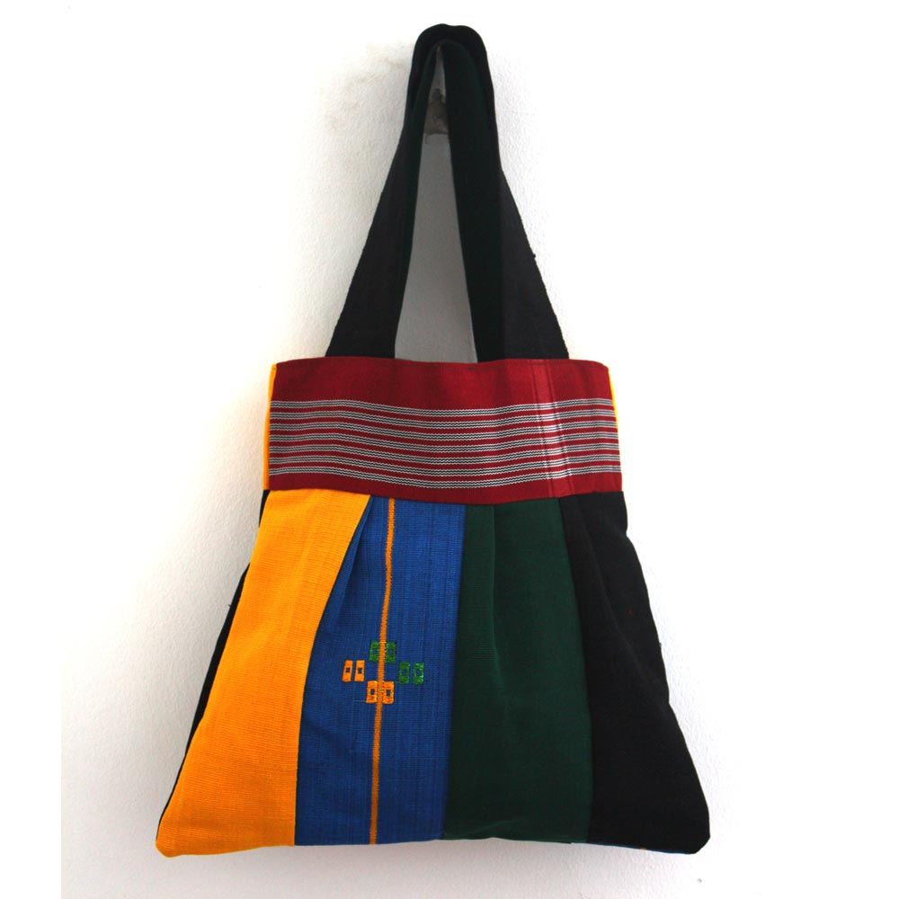 Olympics Tote Bag in Aso Oke