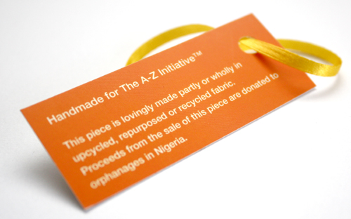 The A to Z Initiative- Recylce for charity