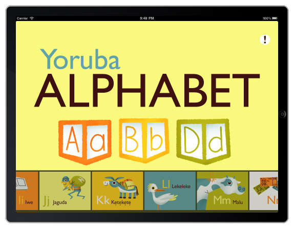 Speak Yoruba App