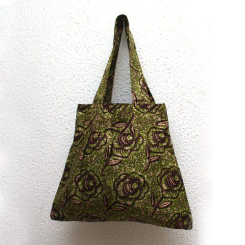 Chocolate Rose Bee Bag