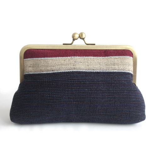 Aso oke Clutch purse