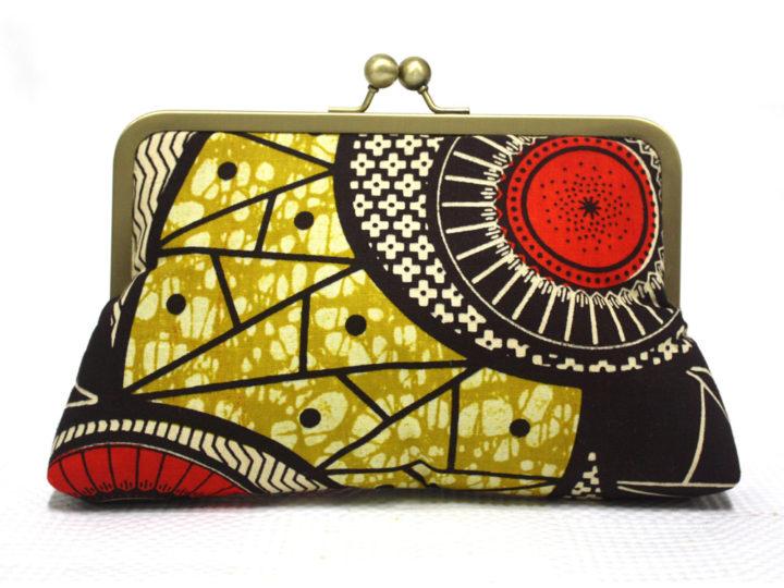 Just in! Tropic Swim Mini Snap Clutch- A colourful clutch bag