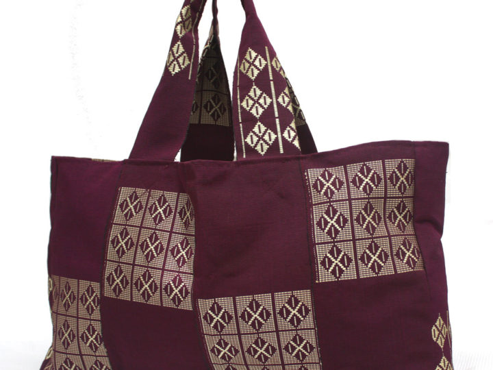 The Eco-friendly Tommy Tote
