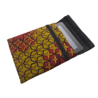 iPad Sleeve Red Stars Print