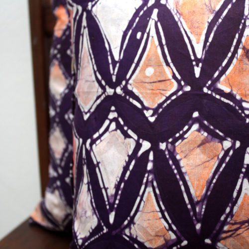Batik Diamonds by Urbanknit