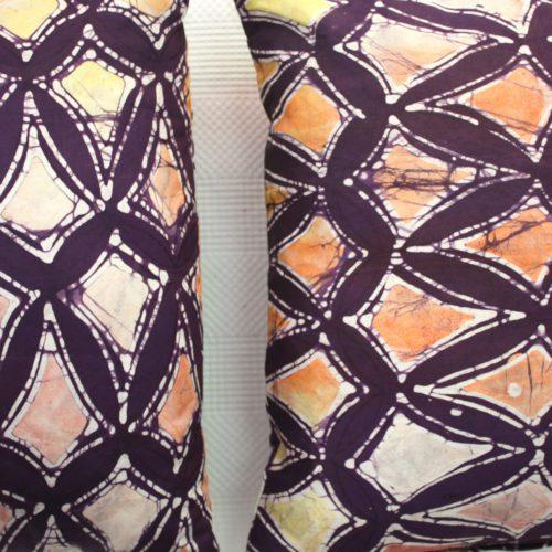 Batik Cushions by Urbanknit