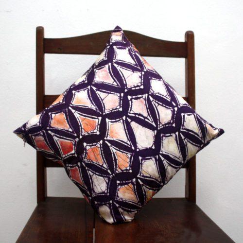 Batik Diamonds Cushion