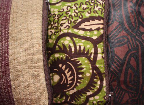 African Zipper Set