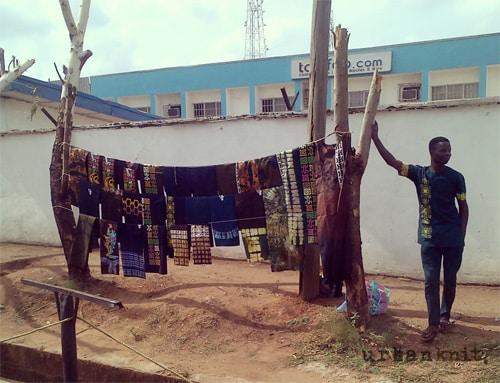 Urban Journeys: Lagos High Street Shopping