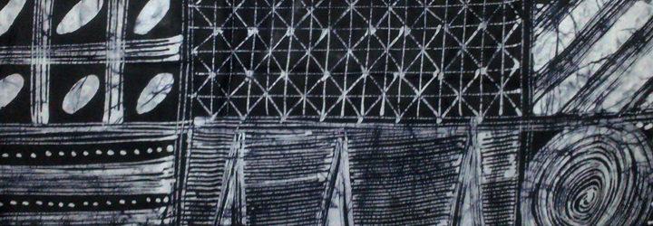 Fabric of the Week: Indigo Batik