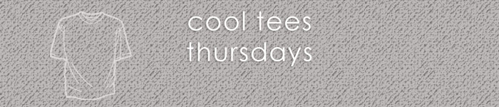 Cool Tees Thursday: Little Factory