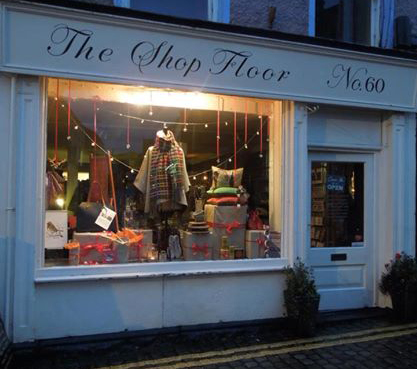 Independent Shop Feature: The Shop Floor Project