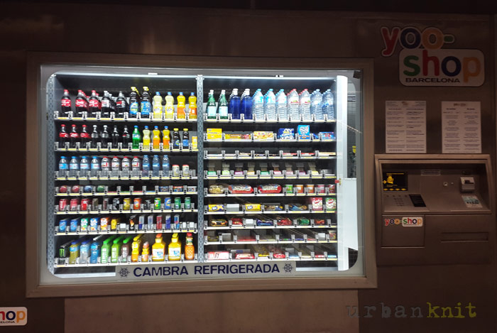 Urban Journeys: Vending Machine