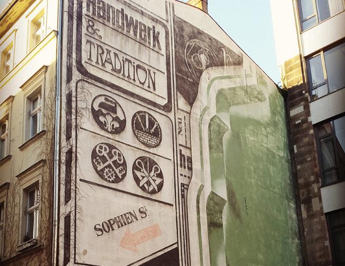 Urban Journeys: Handwerk