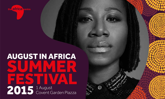 The Africa Centre Summer Festival 2015