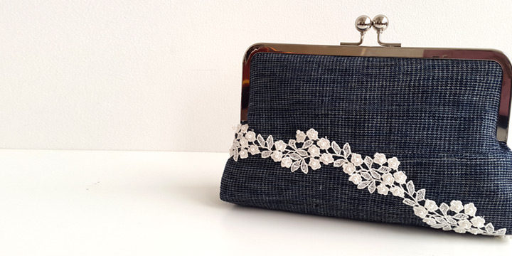 Just In: Etu Aso-oke Minisnap clutches