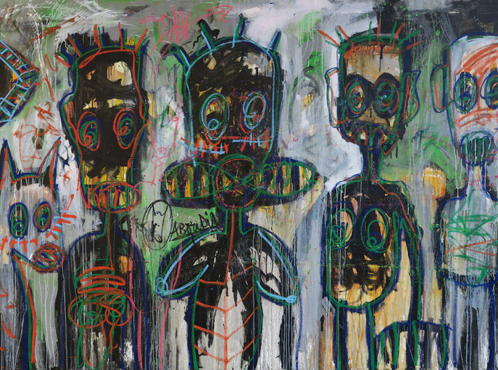 1:54 Contemporary African Art at Somerset House, London
