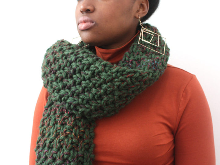 Big Scarves: The big, the bold and the bouncy