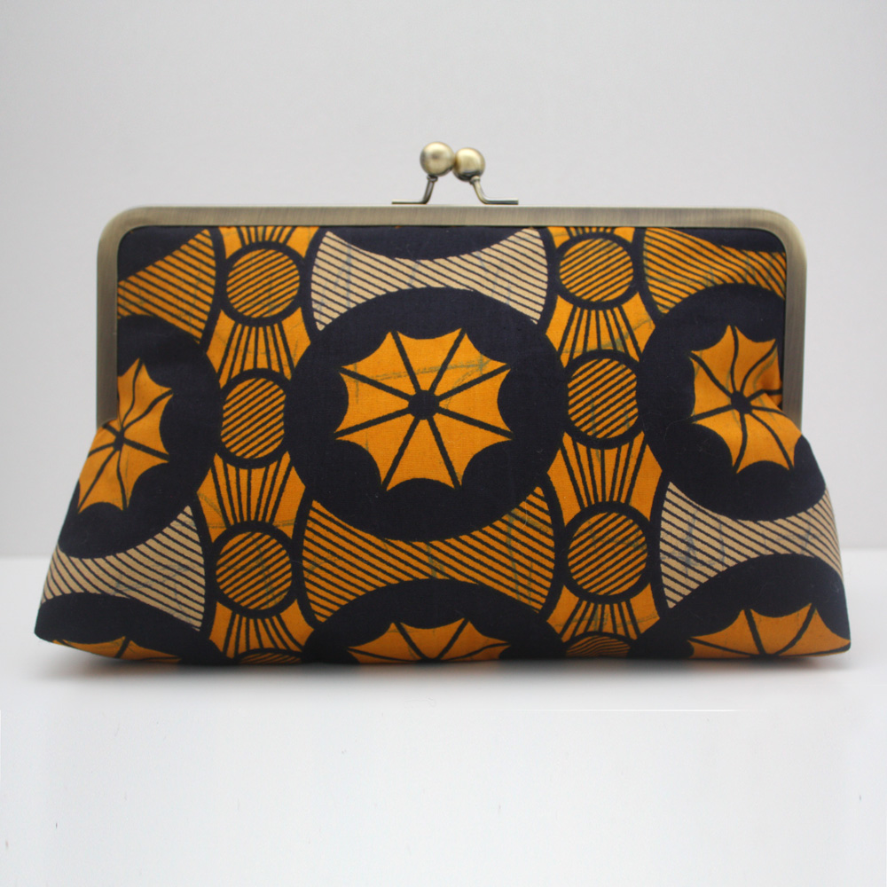 Colourful Clutch Purse