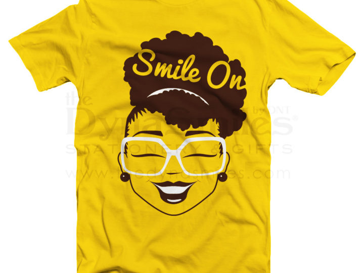 Cool Tees Thursday- Smile On