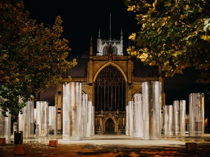 RIBA opens its monumental installation for Hull UK City of Culture 2017